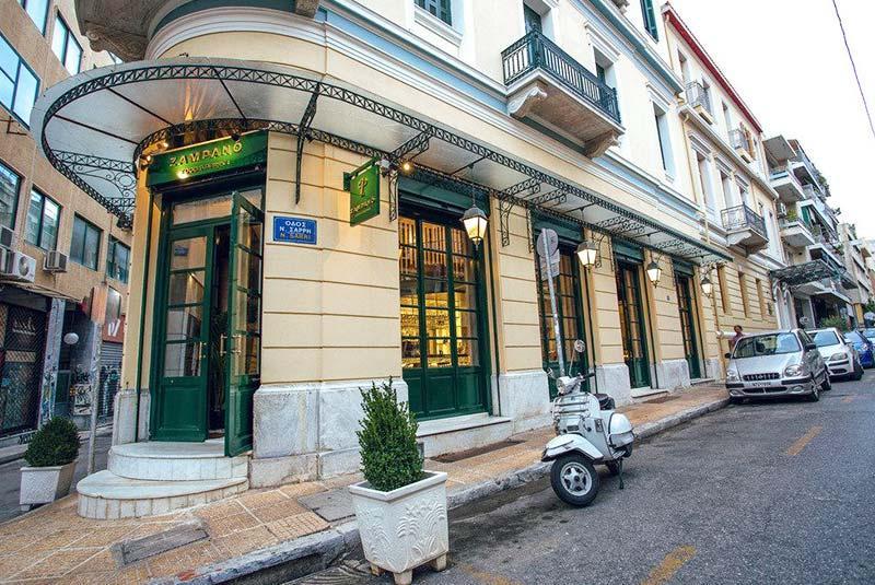 معرفی رستورانهای ارزان آتن یونان