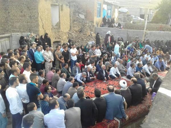 جشن برداشت گندم آللاه لاما در گرمی برگزار شد