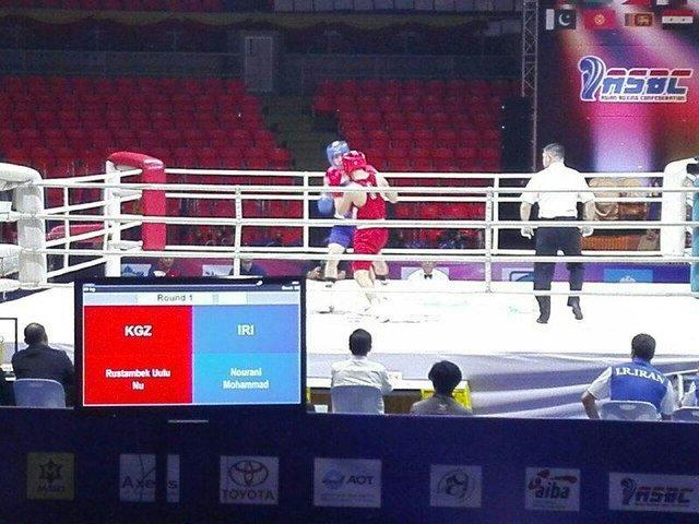 سپهر آخرین شانس بوکس ایران برای المپیک جوانان، شه بخش هم حذف شد