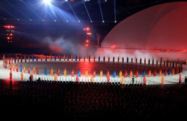 پرچم بازی های پاراآسیایی به چین سپرده شد
