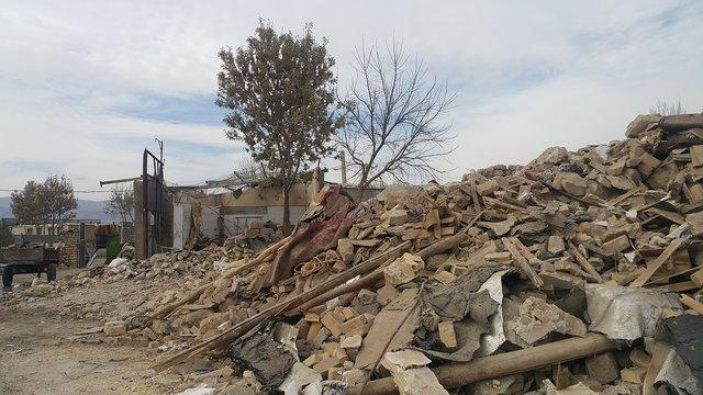 زلزله به شهر فرهاد آسیبی نرساند