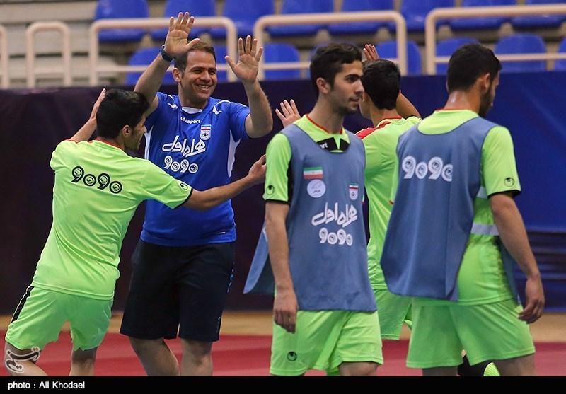 حضور تیم فوتسال زیر 20 سال ایران در تورنمنت چهارجانبه چین تایپه