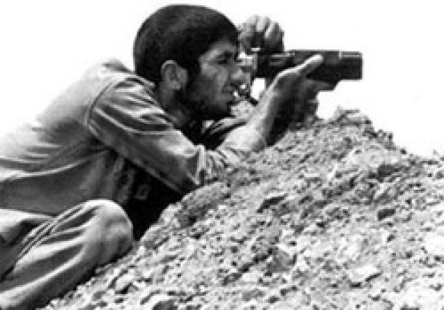 عکس های نادیده جنگ از آرشیو ارتش