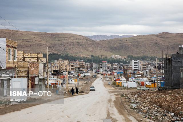 واحدهای مسکونی مددجویان کمیته امداد در کرمانشاه آسیبی ندیده اند