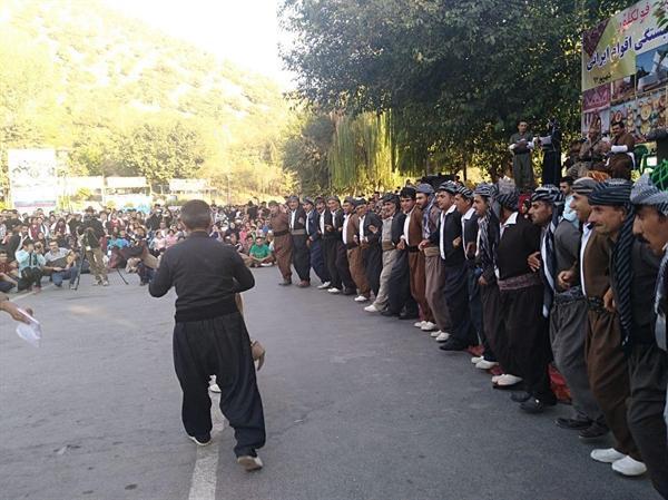جشنواره اتحاد و همبستگی اقوام ایرانی در مریوان برگزار گردید