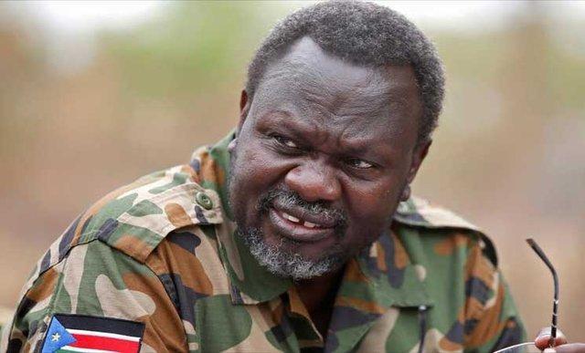 مخالفت رهبر شورشیان سودان جنوبی با امضای توافق صلح