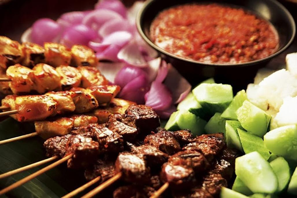 آشنایی با بهترین غذاهای مالزی