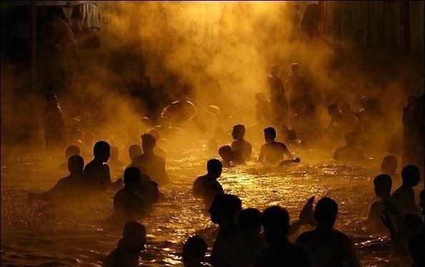 نرخ بهای آب های گرم معدنی اردبیل مشخص شد