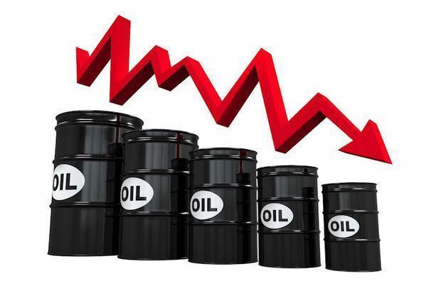 قیمت نفت 6 درصد سقوط کرد، برنت در آستانه 40 دلاری شدن