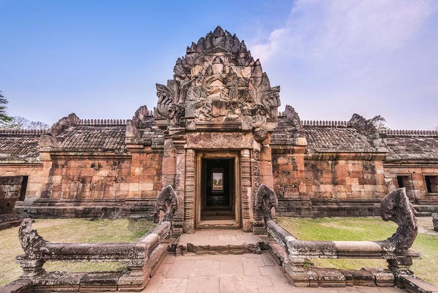 پارک تاریخی فانوم رانگ در تایلند