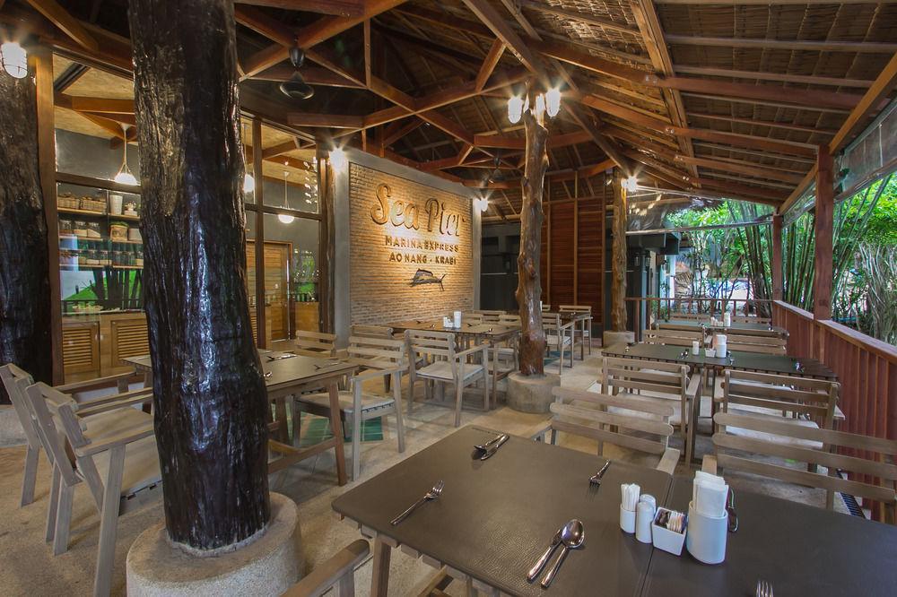 رستوران های کرابی در تور تایلند