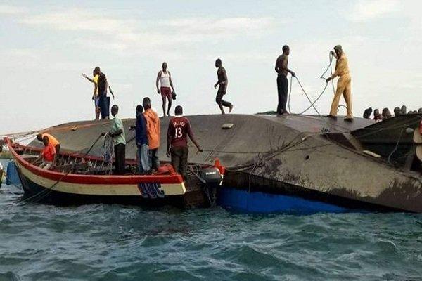 افزایش شمار قربانیان واژگونی کشتی در تانزانیا به 196 کشته