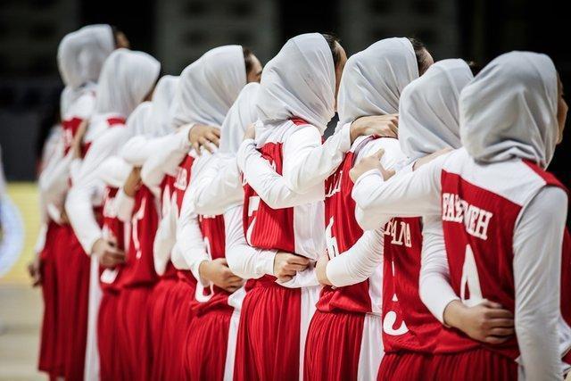 بسکتبالیست های ایران نیمه نهایی قهرمانی آسیا را از دست دادند