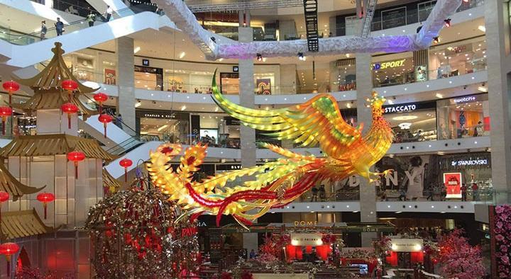 مرکز خرید پاویلیون کوالالامپور