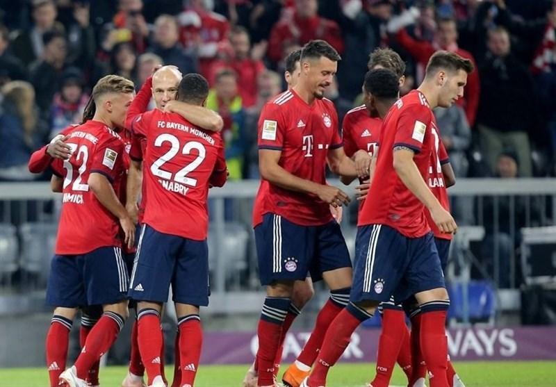 فوتبال دنیا، بایرن در آخرین دقایق برتری را از دست داد، شالکه باز هم در حسرت امتیاز ماند