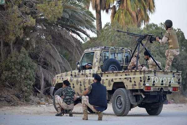 ارتش حفتر پرواز در غرب لیبی را ممنوع نمود