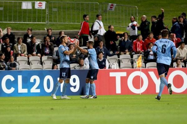 سهم گوچی از تساوی پرگل سیدنی در لیگ قهرمانان: صفر