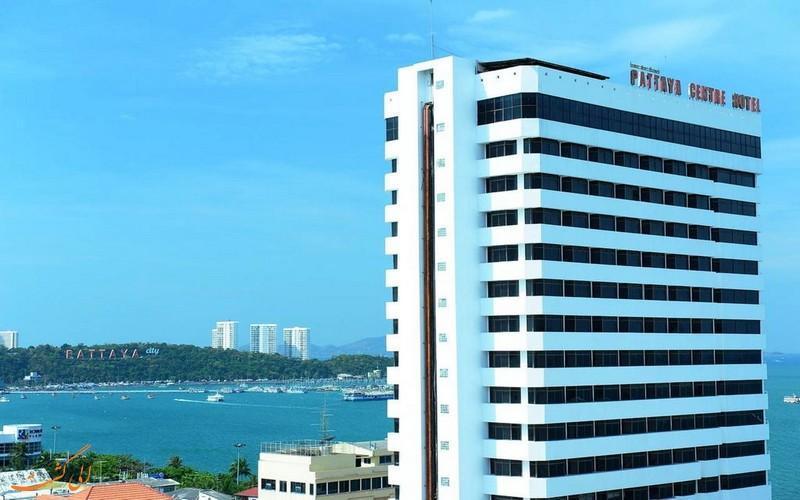 معرفی هتل 3 ستاره سنتر پاتایا