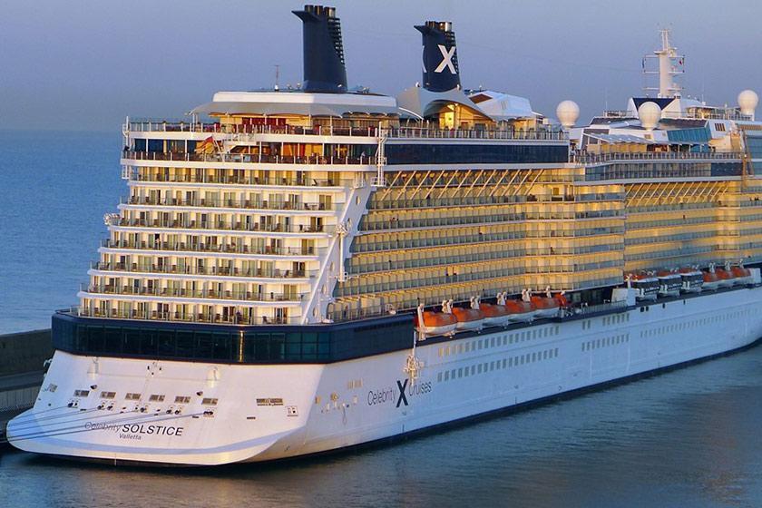 شیوع التهاب معده در مسافران کشتی کروز استرالیایی