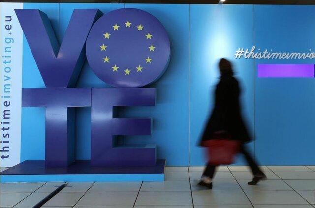 شروع انتخابات مجلس اروپا در انگلیس و هلند