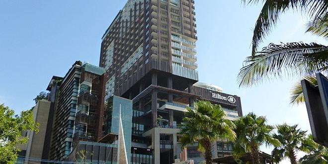 هتل هیلتون پاتایا (Hilton پاتایا)