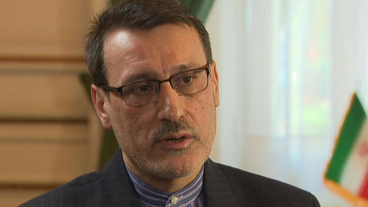خبرنگاران سفیر ایران: دیپلماسی اروپا با تحریم اینستکس توسط آمریکا شکست می خورد