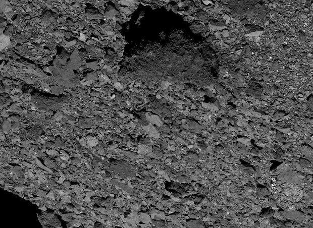 نزدیک ترین عکس به سیارک بن نو منتشر شد