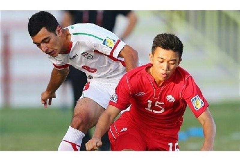 رجحان ایران مقابل کانادا در نیمه نخست