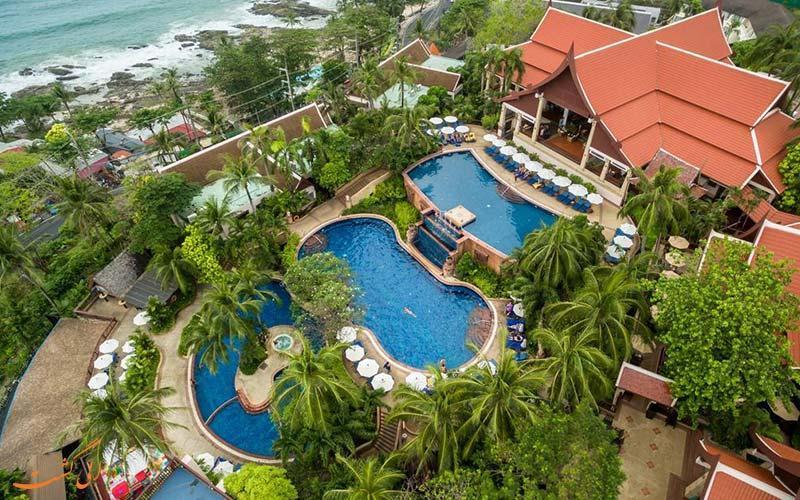 معرفی هتل 4 ستاره نووتل ریزورت در پوکت