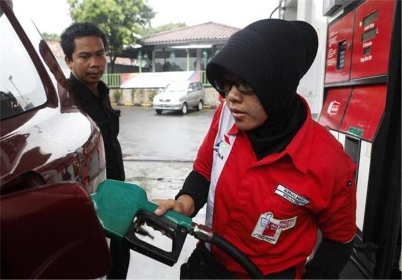 تظاهرات در اندونزی در پی افزایش قیمت سوخت