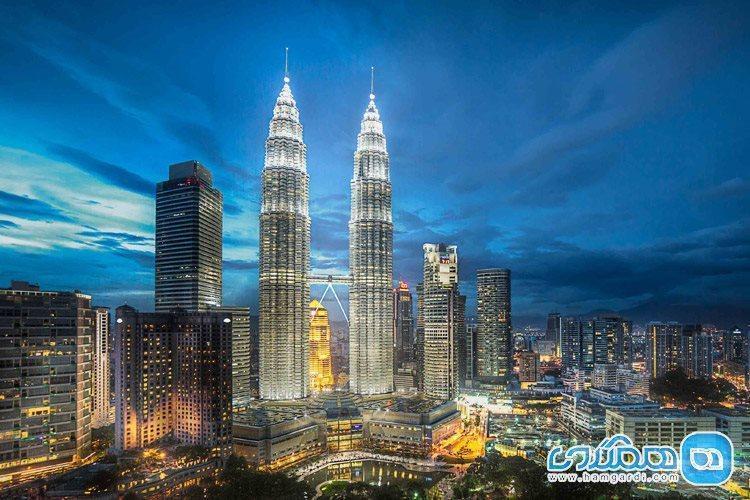 درباره شهر کوالالامپور ، در کوچه و پس کوچه های پایتخت مالزی