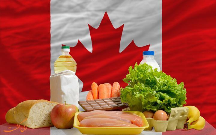 خوشمزه ترین غذاهای کانادا