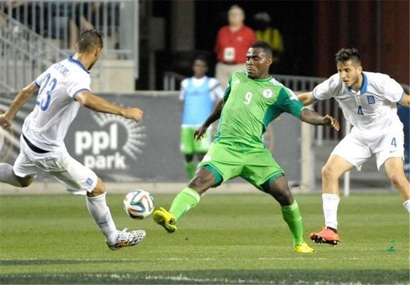 توقف نیجریه مقابل یونان در شب پیروزی بوسنی