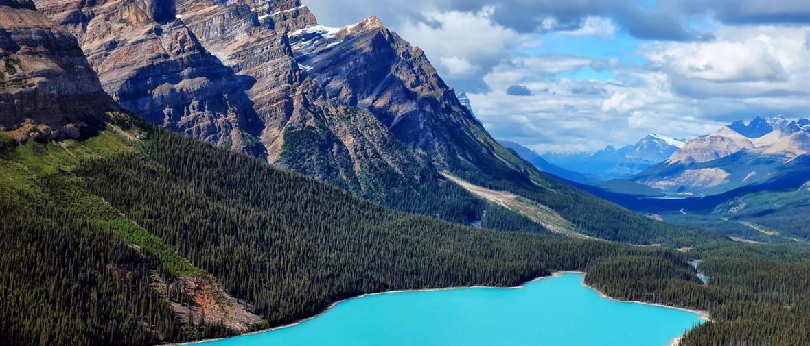 13 مکان دیدنی کانادا برای عاشقان طبیعت