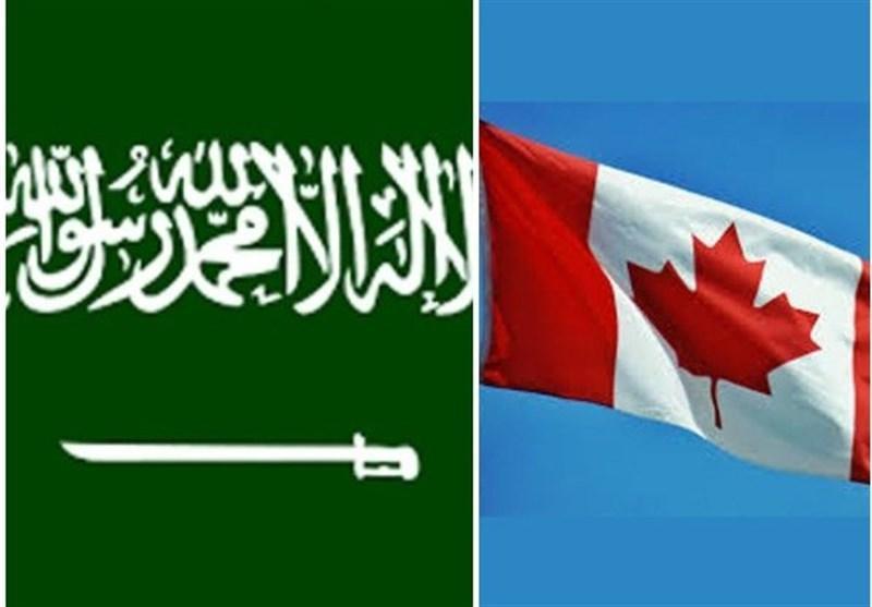 دلیل احتمالی تنش در روابط عربستان و کانادا، پای نفت در میان است