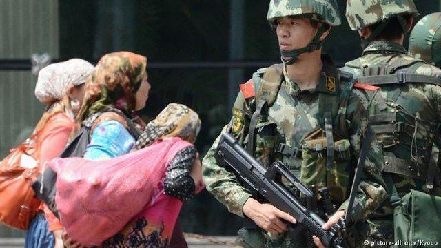 درخواست بیش از 20 کشور دنیا از چین برای متوقف ساختن بازداشت گسترده مسلمانان اویغور