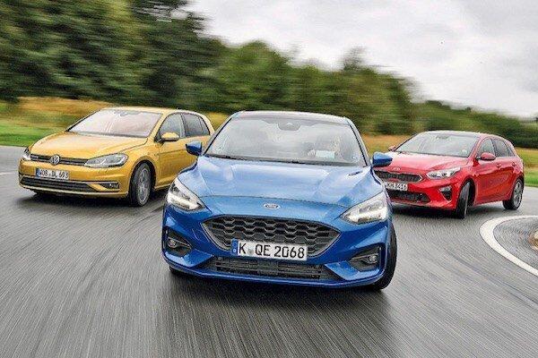 افت فروش خودروهای سواری در آلمان!