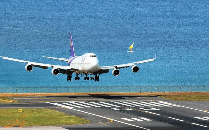 معرفی فرودگاه پوکت در تایلند