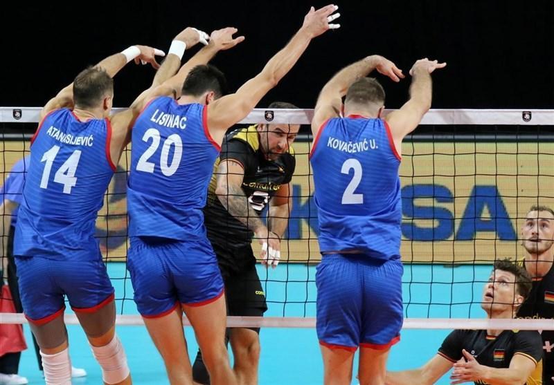 والیبال قهرمانی اروپا، شاگردان کواچ پیروز شدند، لهستان با برد آغاز کرد