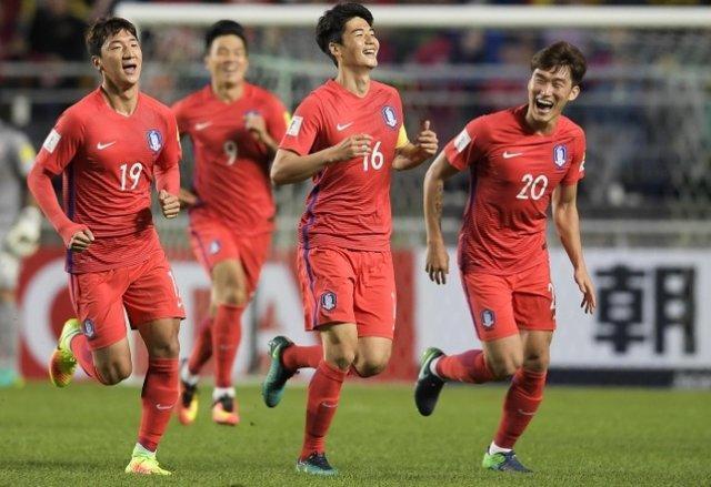 آشنایی با بازیکنان کره جنوبی، لژیونرهای اروپایی کره در جهنم آزادی