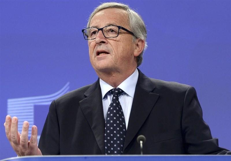 یونکر: اتحادیه اروپا برای برگزیت بدون توافق آماده است