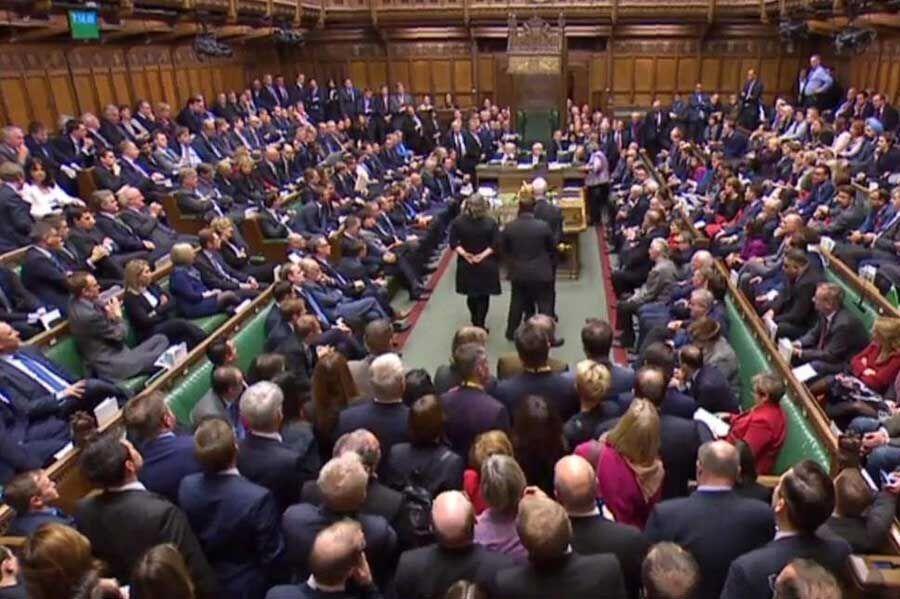 رای موافق مجلس انگلیس به تمدید مهلت برگزیت