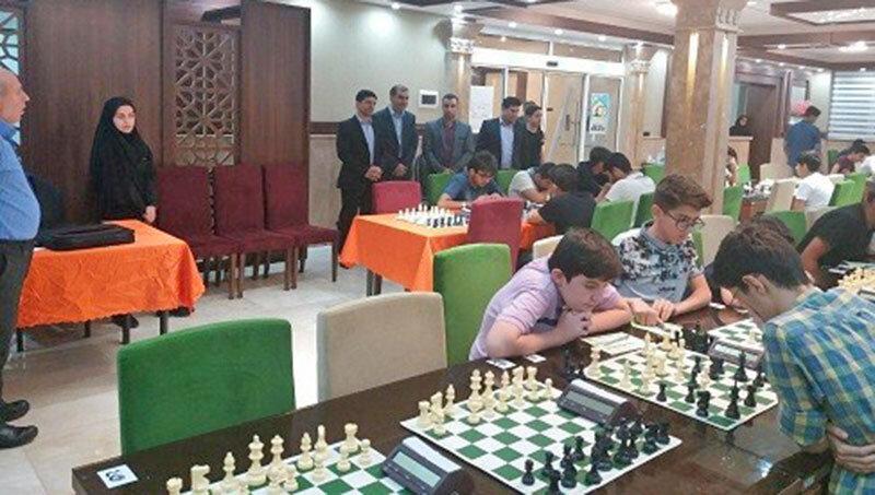 نفرات برتر مسابقات شطرنج رده های سنی کشور معرفی شدند