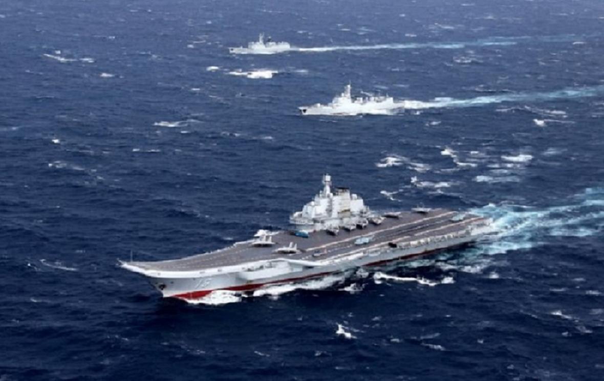 ناوهای آمریکا به جزایر دریای جنوبی چین نزدیک شدند