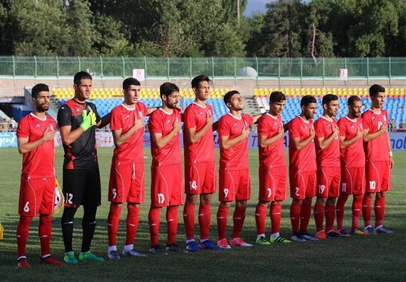 اعلام ترکیب تیم امید برای دیدار مقابل عمان