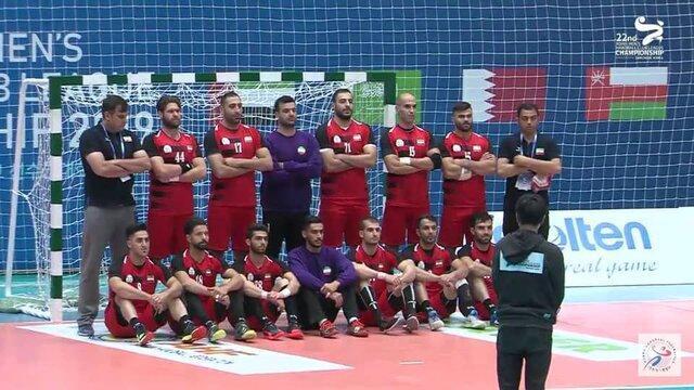 شکست دومین نماینده هندبال ایران در جام باشگاه های آسیا