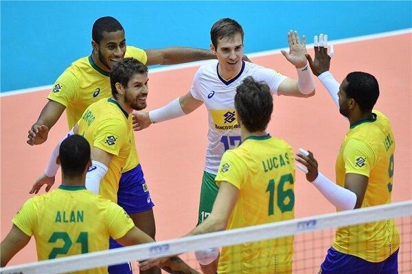 برزیل با شکست آرژانتین همچنان می تازد، نخستین امتیاز تونس ثبت شد