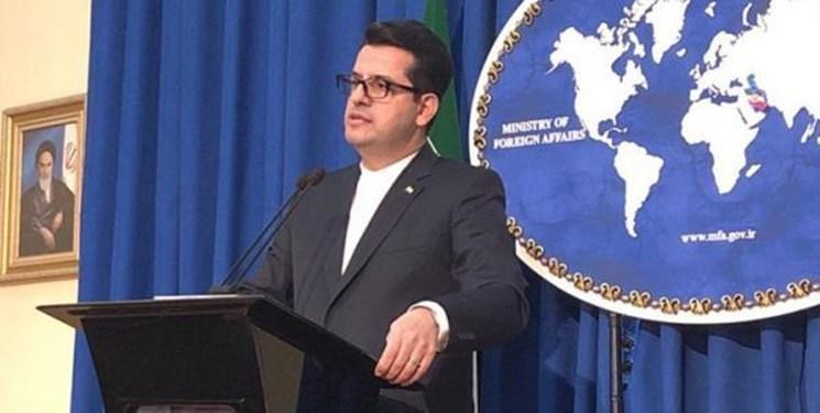 واکنش ایران به هدف قرار دریافت نفتکش ایرانی در دریای سرخ
