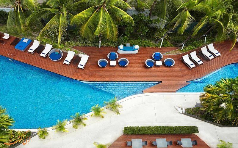 آشنایی با هتل باراکودا پاتایا تایلند