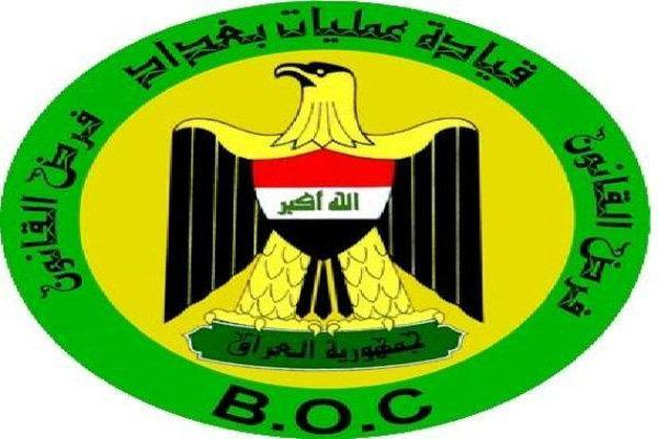 اجرای پیروز طرح امنیتی ویژه اربعین در بغداد